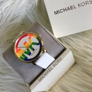 Limited Edition MK Pride watch (Authentic)